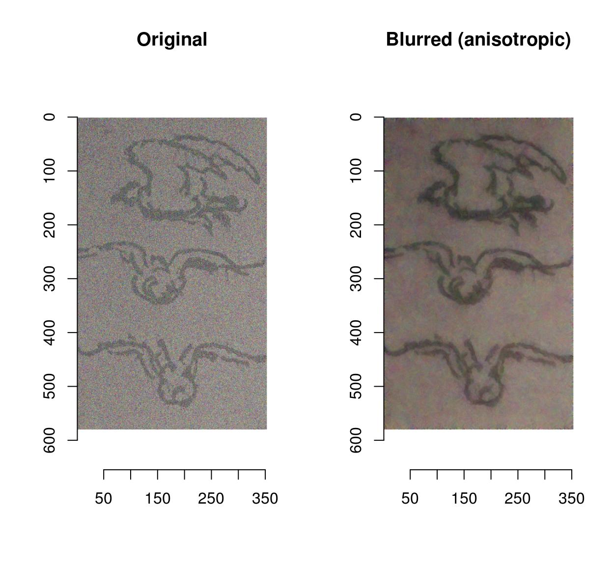 imager: an R package for image processing